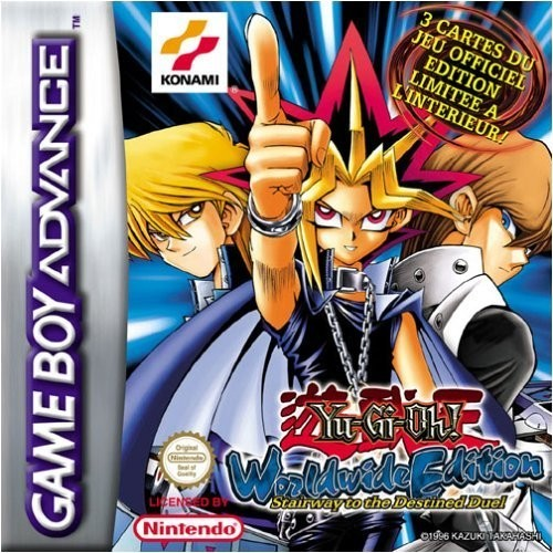 Yu Gi Oh Worldwide Edition Stairway To The Destined Duel