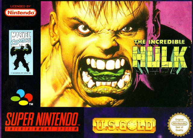 The Incredible Hulk (1994 video game) | Hulk Wiki | Fandom