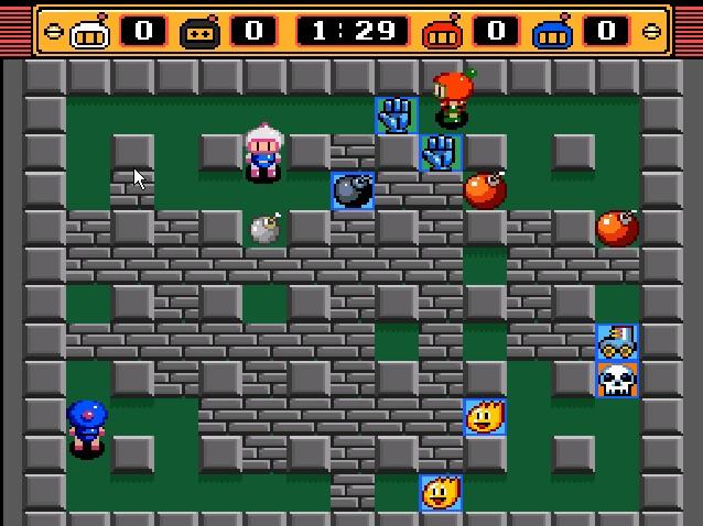 Bomberman 2 Spieler
