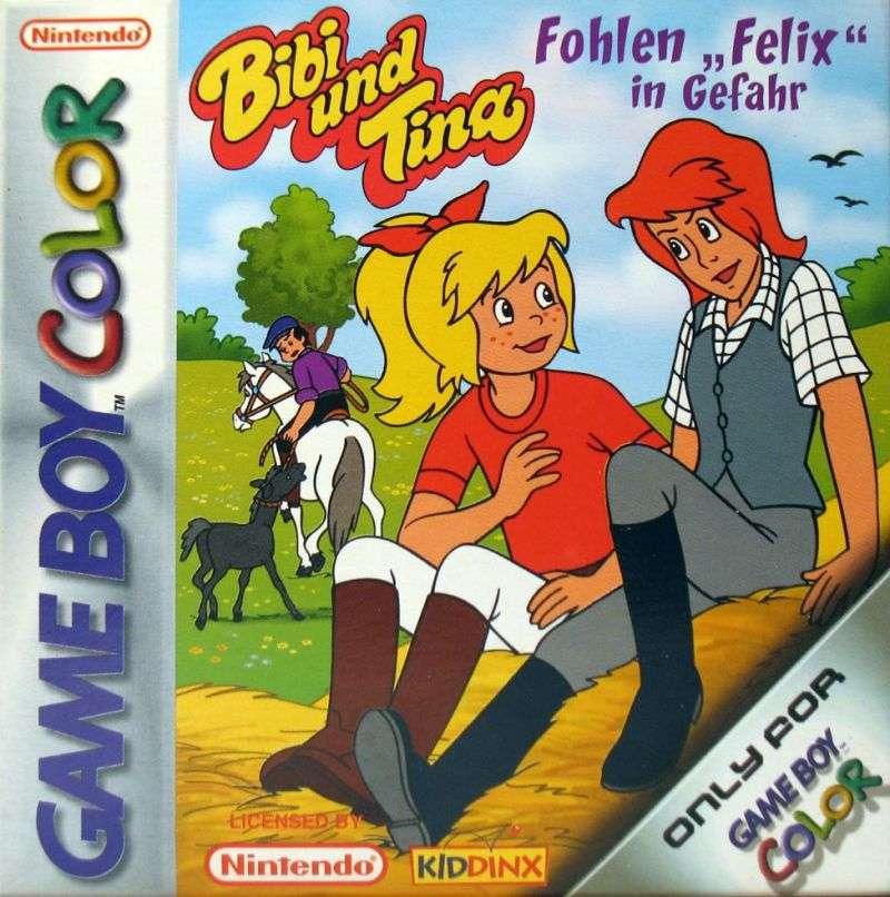 """bibi und tina fohlen """"felix"""" in gefahr  actionadventure"""