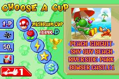 Mario Kart Super Circuit Rennspiele Game Boy Advance Nintendo