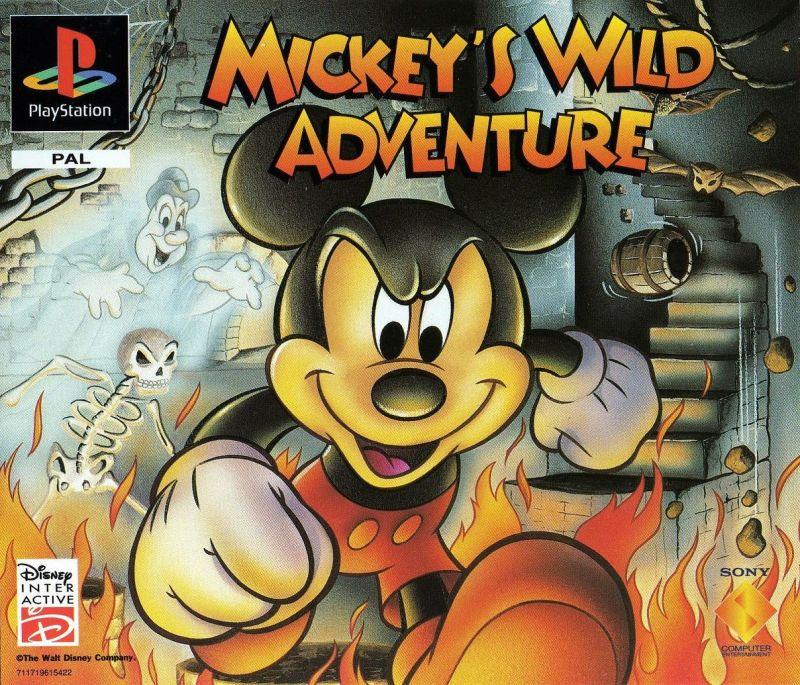 mickey 39 s wild adventure ovp jump 39 n 39 run ps1 psone. Black Bedroom Furniture Sets. Home Design Ideas